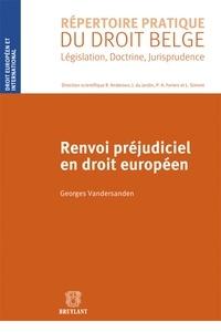 Checkpointfrance.fr Renvoi préjudiciel en droit européen Image