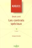 Georges Vermelle - Les contrats spéciaux - Droit civil.
