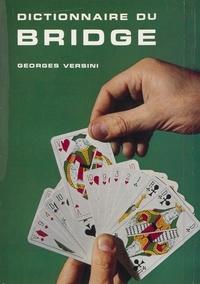 Georges Versini - Dictionnaire du bridge.