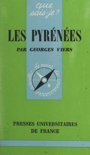 Georges Viers et Paul Angoulvent - Les Pyrénées.