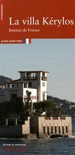 Georges Vigne - La villa Kérylos. Institut de France - Alpes-Maritimes.
