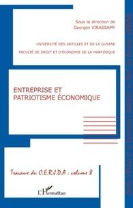 Georges Virassamy - Entreprise et patriotisme économique.
