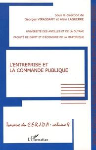 Georges Virassamy et Alain Laguerre - L'entreprise et la commande publique - Colloque du 26 novembre 2003.