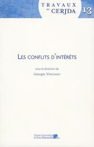 Georges Virassamy - Les conflits d'intérêts.