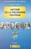 Georges Vlachos - Histoire de la philosophie politique.