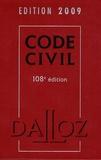 Georges Wiederkehr - Code civil 2009. 1 Cédérom
