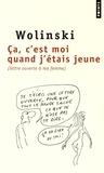 Georges Wolinski - Ca, c'est moi quand j'étais jeune - Lettre ouverte à ma femme.