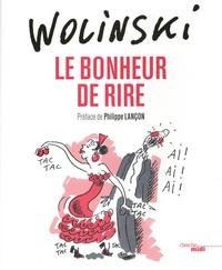 Georges Wolinski - Le bonheur de rire.
