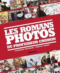 Georges Wolinski - Les romans photos du professeur Choron.
