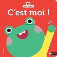 Georgette - C'est moi ! Petite grenouille.