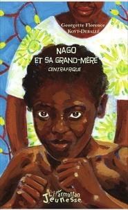 Georgette Florence Koyt-Deballé - Nago et sa grand-mère - Centrafrique.