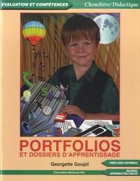 Georgette Goupil - Portfolios et dossiers d'apprentissage.