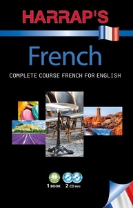 Georgia Graham - Harrap's french complete course, french for english.
