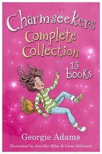 Georgie Adams - Charmseekers Complete 13-Ebook Collection.