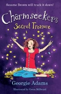 Georgie Adams - The Secret Treasure - Book 8.