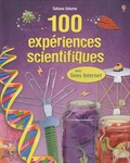 Georgina Andrews et Kate Knighton - 100 expériences scientifiques.