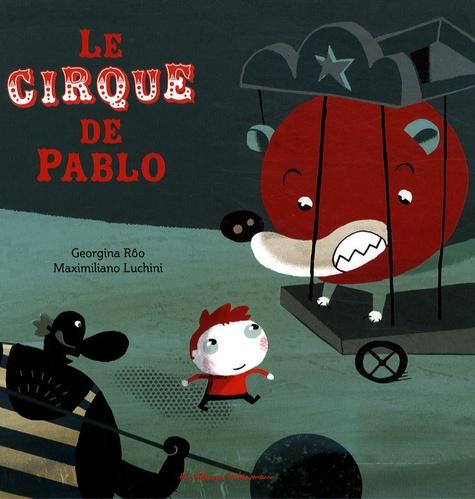 Georgina Rôo et Maximiliano Luchini - Le cirque de pablo.