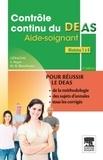 GERACFAS - Contrôle continu du DEAS Aide-soignant - Modules 1 à 8.