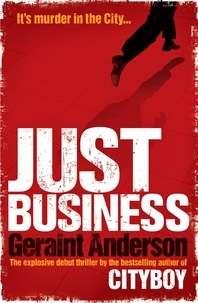 Geraint Anderson - Just Business.