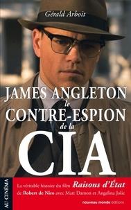 Histoiresdenlire.be James Angleton - Le contre-espion de la CIA Image