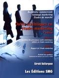 Gérald Baillargeon - Outils statistiques en études marketing. 1 Cédérom