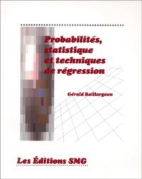 Corridashivernales.be Probabilités, statistique et techniques de régression Image