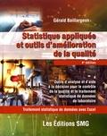 Gérald Baillargeon - Statistique appliquée et outils d'amélioration de la qualité - Outils d'analyse et d'aide à la décision pour le contrôle de la qualité et le traitement statistique de données de laboratoire. 1 Cédérom