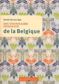 Histoiresdenlire.be Dictionnaire insolite de la Belgique Image