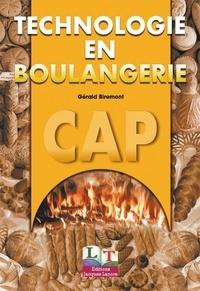 Technologie en boulangerie CAP 1re et 2e année - Livre de lélève.pdf