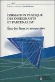 Gérald Boutin - Formation pratique des enseignants et partenariat - Etat des lieux et perspective.