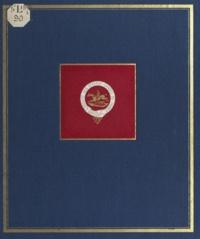Gérald de Moulins de Rochefort et P. Bertrand - Centenaire de la Société des steeple chases de France - 1863-1963.