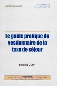 Le guide pratique du gestionnaire de la taxe de séjour - Avec un support numérique.pdf