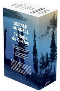Gerald Durrell - Trilogie de Corfou Intégrale : Coffret en 3 volumes : Ma famille et autres animaux ; Oiseaux bêtes et grandes personnes ; Le jardin des dieux. 2 DVD