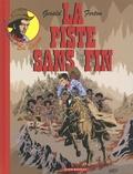 Gérald Forton - Les aventures de Ed Logan  : La piste sans fin.