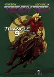 Gérald Forton et Roger Lécureux - Teddy Ted Tome 1 : Le Triangle 9.