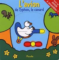 Gerald Hawksley - L'avion de Typhon, le canard.