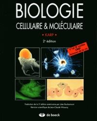 Gérald Karp - Biologie cellulaire & moléculaire.