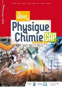 Gérald Lafforgue - Le cahier de Physique-Chimie CAP.