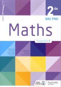 Gérald Lafforgue - Maths 2de Bac Pro groupement C.