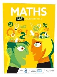 Gérald Lafforgue - Maths CAP groupements 1 et 2.