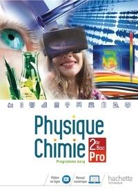 Gérald Lafforgue - Physique-Chimie 2de Bac Pro.