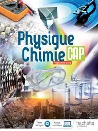 Gérald Lafforgue - Physique-Chimie CAP - Livre de l'élève.