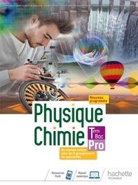 Gérald Lafforgue - Physique-Chimie Tle Bac Pro.