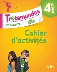 Texbook téléchargement gratuit Espagnol 4e cycle 4 Trotamundos  - Cahier d'exercices (French Edition)