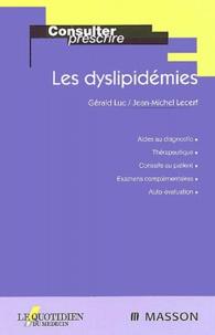 Gérald Luc et Jean-Michel Lecerf - .