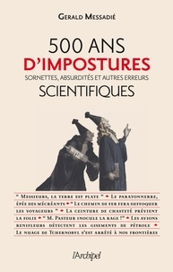 Accentsonline.fr 500 ans d'impostures, sornettes, absurdités et autres erreurs scientifiques Image