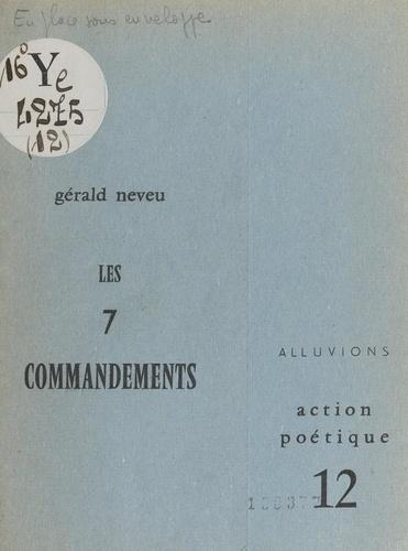 Les 7 commandements