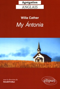 Gérald Préher - Willa Cather - My Antonia.