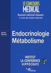 Gérald Raverot - Endocrinologie, métabolisme.