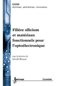 Era-circus.be Filère silicium et matériaux fonctionnels pour l'optoélectronique Image